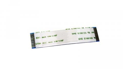 Кабель FFC 55mmx12pxCx1.0x(3/3+8/8)x0,1x0,7mm (АВЛГ 816.12.00)