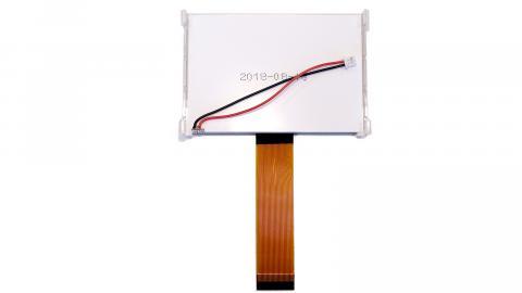 Индикатор LCD BGG12864-90 128х64 54,99x27,47 BPS